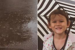 Kiari & the rainy day