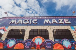 One of the kid's favorite the Magic Maze